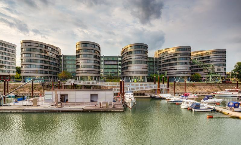 Five Boats