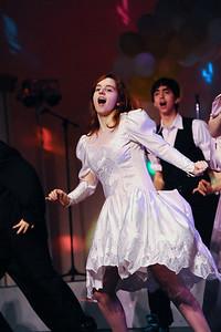 Wedding Singer rehearsal