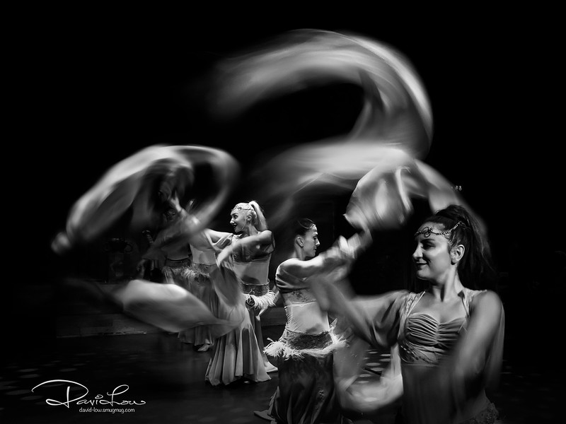 Rhythm of Dance at Hodjapasha Cultural Center