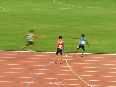 Waiting - Men relay 1500m (SEA Games 2015)