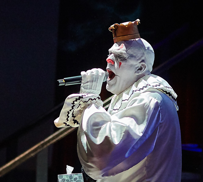PUDDLES PITY PARTY, Mercury Ballroom, Louisville, KY, 2017