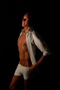 la chemise blanche   the white shirt