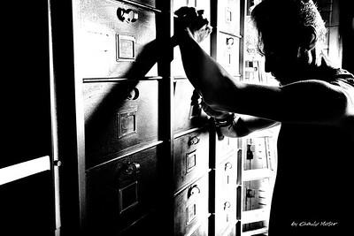 les tiroirs | the drawers