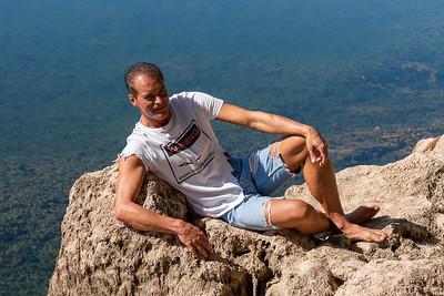 l'homme du lac | the lake man