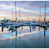 Marina Sunrise No.3