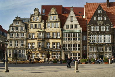 Stadtzentrum | Bremen, Germany - 0049