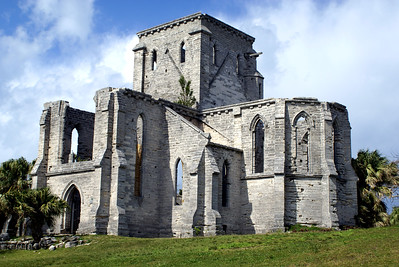 Unfinished Church | St. George's, Bermuda - 0004