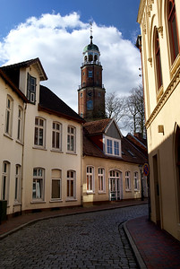 Altstadt | Leer, Germany - 0076