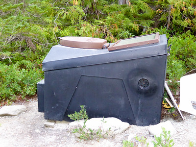 Marmot Lake Crapper, ONP