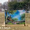 Art in West River Front Park