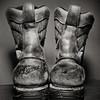 Danner Boots: Back