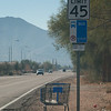 Bus Stop: Laveen, AZ