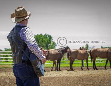Mustang Boys from South Dakota rescue