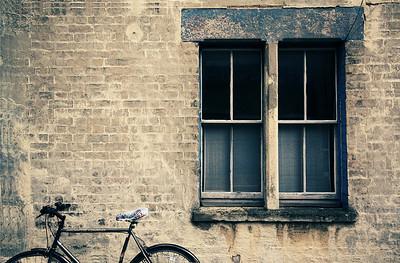 Parked ~ Jericho, Oxford, United Kingdom
