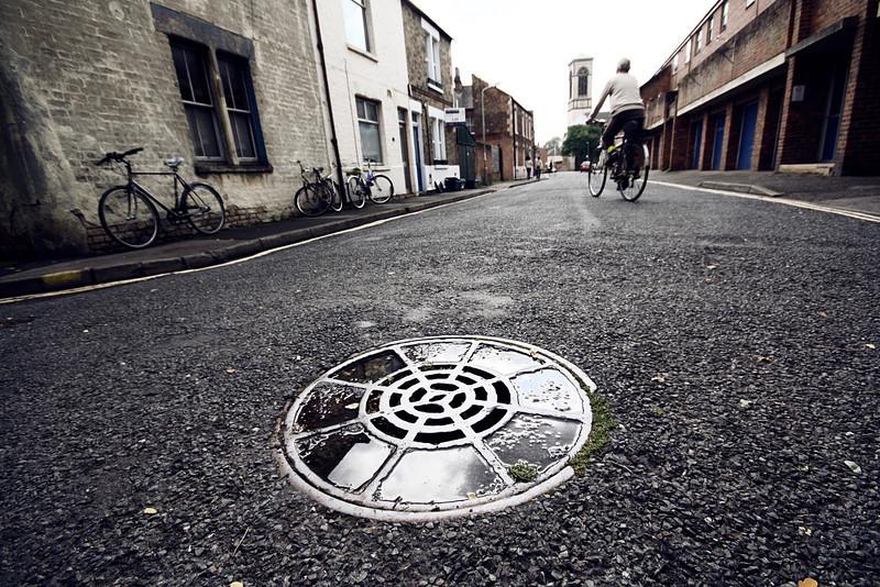 Canal Street ~ Jericho, Oxford, United Kingdom