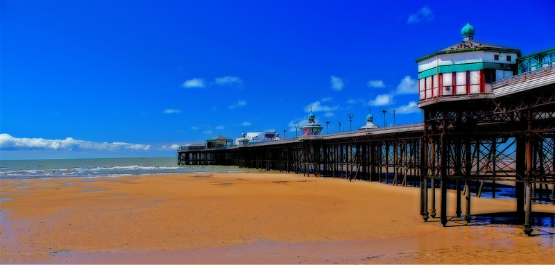 The North Pier ~ Blackpool, United Kingdom