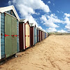 The Beach Huts ~ Croyde, Devon, United Kingdom