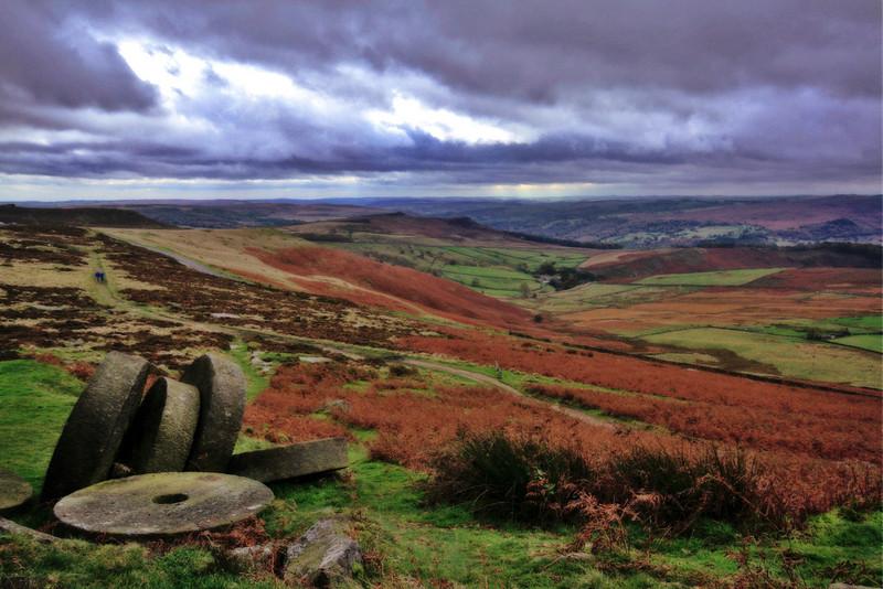 Stannage Edge ~ Peak District National Park, United Kingdom