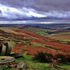 Stannage Edge ~ Peak District National Park, United Kingdom