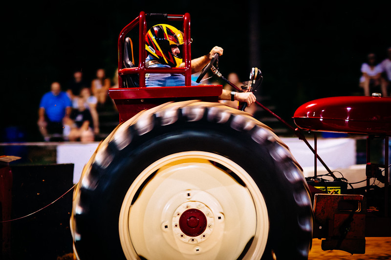Tractor pull ll White Cross, NC (August 2017)