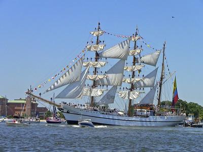 Norfolk's OpSail 2012 Harborfest (22)