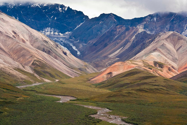 North to Alaska Calendar (Denali National Park, Alaska) May