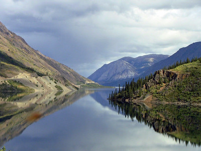 North to Alaska Calendar (Tagish Lake, Windy Arms, Yukon, Canada) September