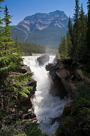 North to Alaska Calendar (Athabasca Falls, Alberta, Canada)  June