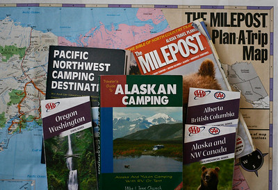 North to Alaska Calendar (Inside Cover)