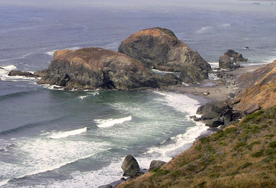 View from Highway 101, Oregon Coastline (6)