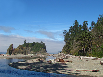Ruby Beach, Olympic National Park, Washington (1)