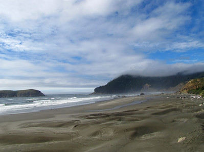 View from Highway 101, Oregon Coastline (2)