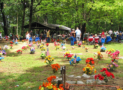 Coon Dog Memorial Graveyard's 75th Celebration (10)