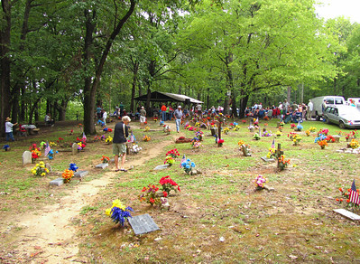 Coon Dog Memorial Graveyard's 75th Celebration (11)