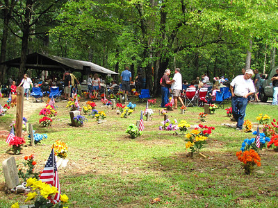 Coon Dog Memorial Graveyard's 75th Celebration (12)