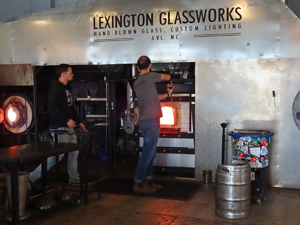 Lexington Glassworks, Ashville, NC (12)