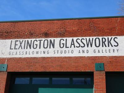 Lexington Glassworks, Ashville, NC (1)