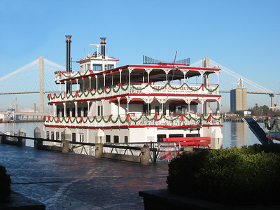 Savannah Waterfront, Georgia (4)