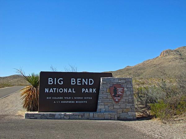Big Bend National Park, Texas (1)