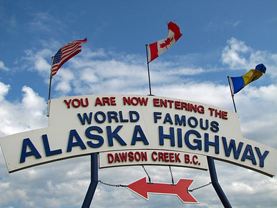 Dawson Creek, British Columbia, Canada (1)