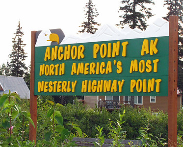 Anchor Point, Alaska