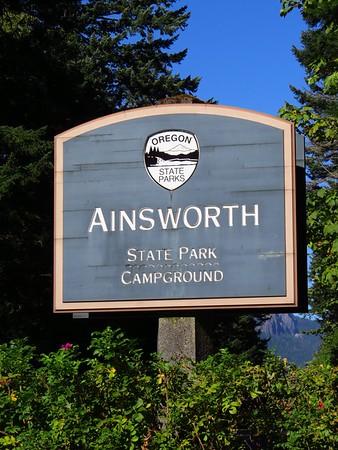Ainsworth SP, Oregon