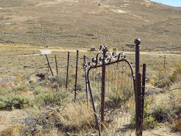Bodie SP Cemetery, CA (1)