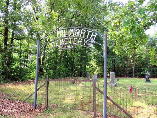 Dilworth Cemetery, Alcorn Co , Rienzi, MS (2)