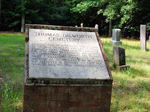 Dilworth Cemetery, Alcorn Co , Rienzi, MS (3)