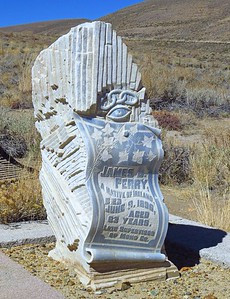 Bodie SP Cemetery, CA (5)