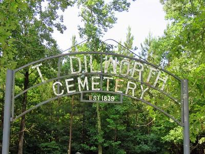 Dilworth Cemetery, Alcorn Co , Rienzi, MS (1)
