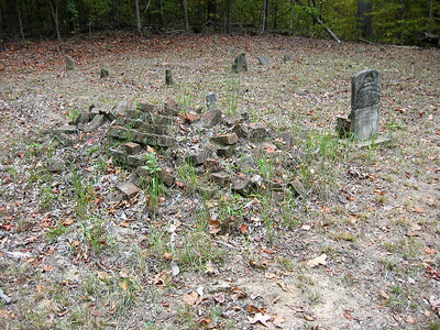 Cemetery near Big Hill Pond SP, TN (2)