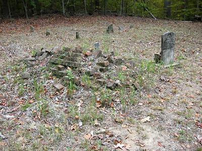 Cemetery near Big Hill Pond SP, TN (2)