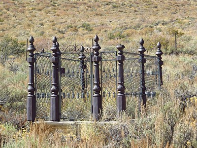Bodie SP Cemetery, CA (12)